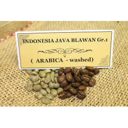 Káva INDONESIA JAVA BLAWAN