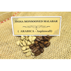 Káva INDIA MONSOONED MALABAR