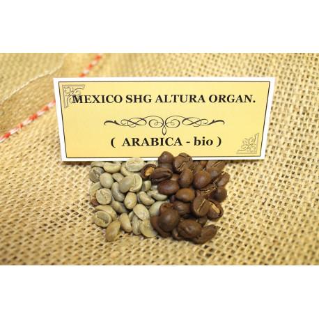 Káva MEXICO ALTURA ORGANIC
