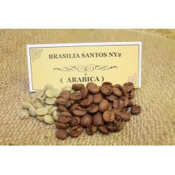 Káva BRASILIA SANTOS 250g ( světlá )