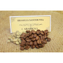 Káva BRASILIA SANTOS 250g ( tmavá )