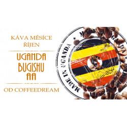 Káva UGANDA BUGISHU