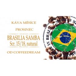 Káva BRASILIA SAMBA , natural